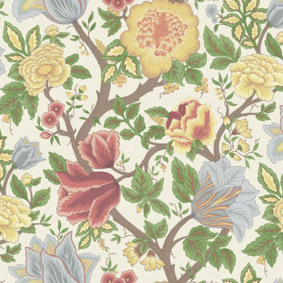 Cole and Son Midummer Bloom Wallpaper - 116/4013 (1 roll from a batch)