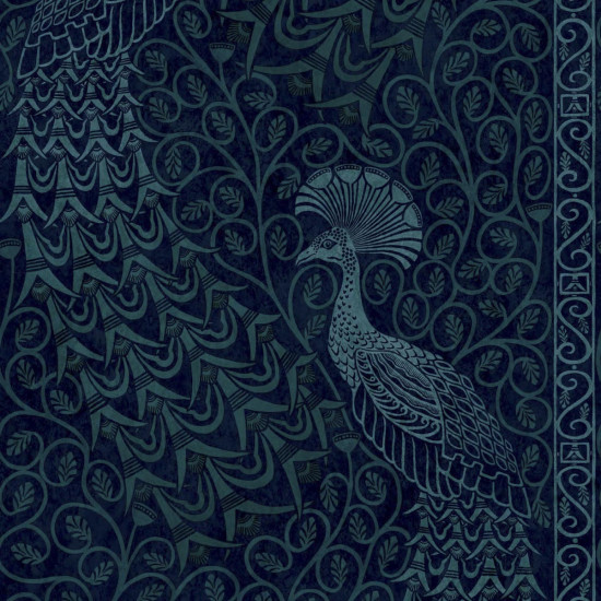 Cole and Son Pavo Parade Wallpaper - 116/8028 (1 roll from a batch)