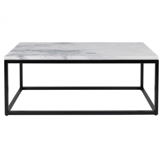 Swell Zuiver Rectangular Marble Coffee Table Squirreltailoven Fun Painted Chair Ideas Images Squirreltailovenorg