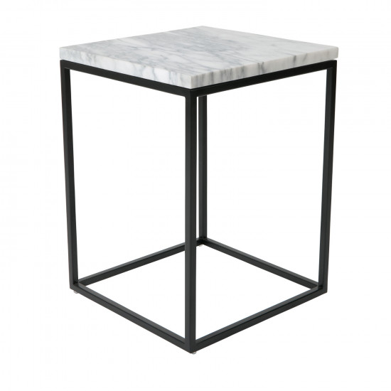 Delicieux Square Marble Side Table