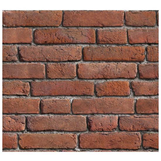 Sunset Red Brick Wallpaper Red Brick Wallpaper Beutcouk