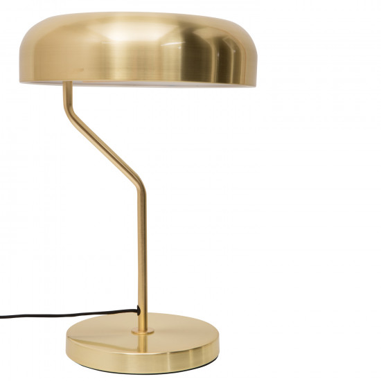 Dutchbone Brass Eclipse Desk Lamp
