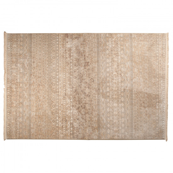 Dutchbone Vintage Striped Shisha Rug - Forest 200 - 295cm