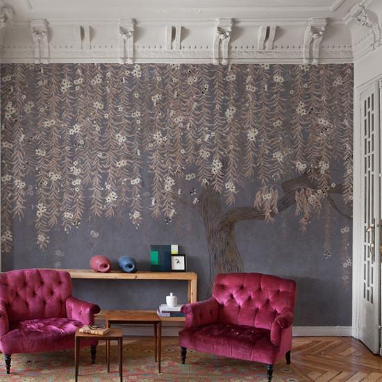Coordonne Core Cora Mural Wallpaper