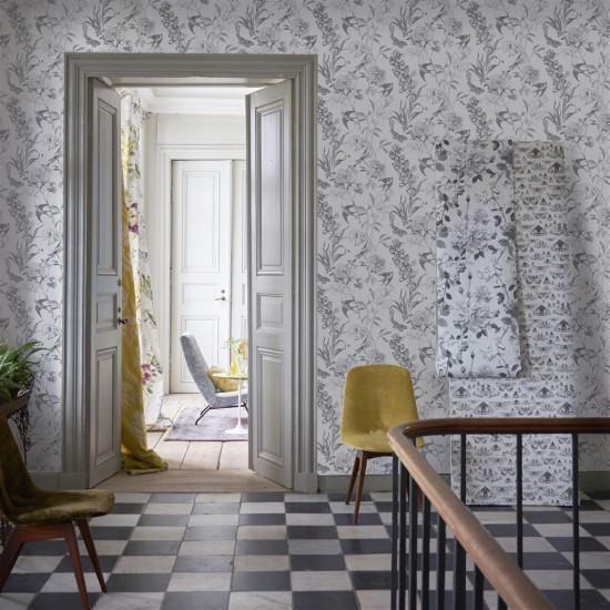 Designers Guild Sibylla Garden Wallpaper