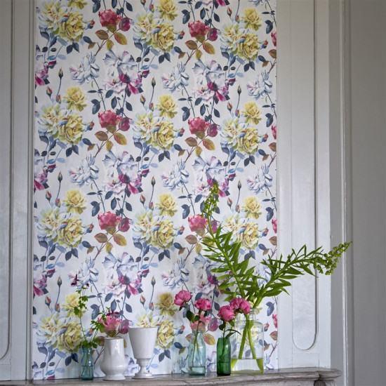 Designers Guild Couture Rose Wallpaper