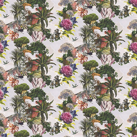 Christian Lacroix Jardin des Reves Prisme Wallpaper
