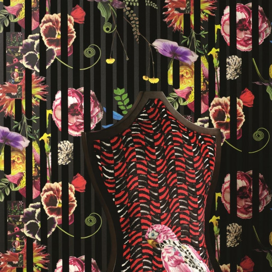 Christian Lacroix Babylonia Nights Soft Wallpaper