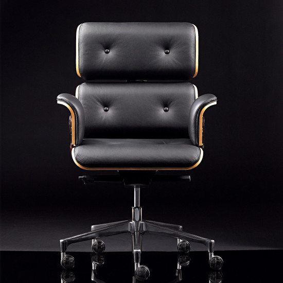 Altek Armadillo 2 Arm / Office Chair - Black