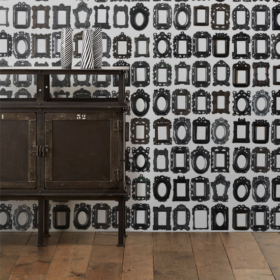 Nlxl obsession picture frames wallpaper by daniel rozensztroch dro 01