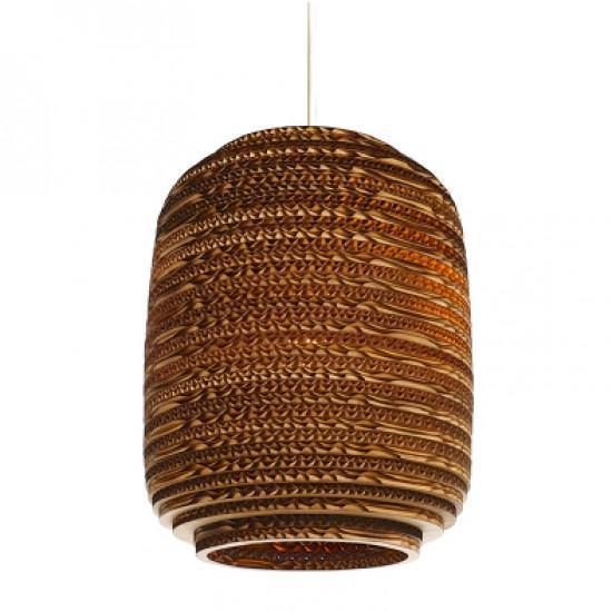 Graypants Ausi pendant lamp 8 inch