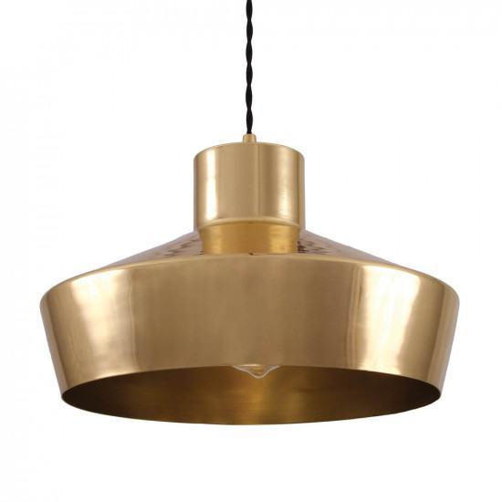 elegance brass pendant light brass industrial light beut co uk