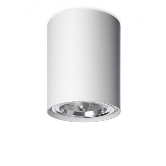 Vertigo Bird Naked C Ceiling Lamp - White