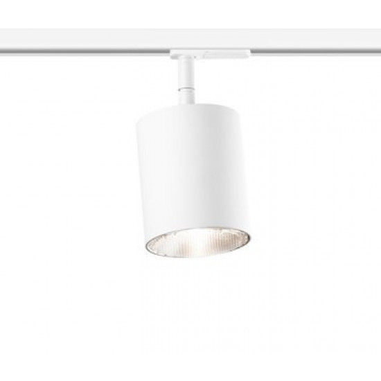 Vertigo Bird Naked on Track B Lamp - White