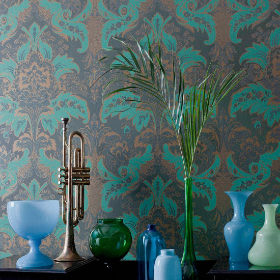 Cole and Son Aldwych Wallpaper - Albemarle
