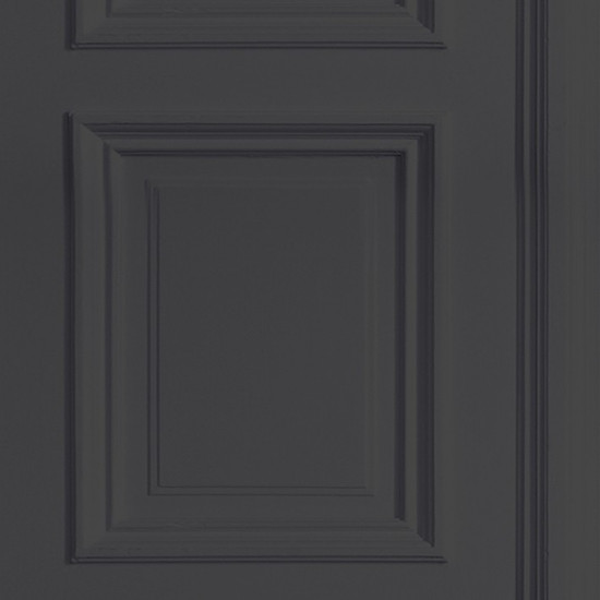 Mineheart Anthracite Panelling Wallpaper