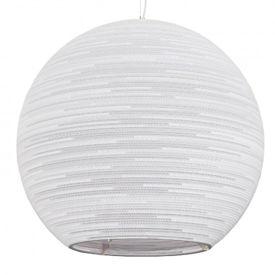 Graypants White Arcturus Pendant Light