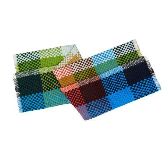 Simon Key Bertman Textile Design & Art - Chess Baby Throw