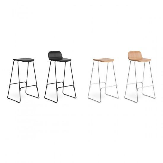 Pleasant Normann Copenhagen Just Bar Stool 65Cm Ncnpc Chair Design For Home Ncnpcorg