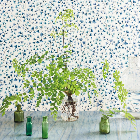 Cole and Son Maidenhair Wallpaper - Botanicals