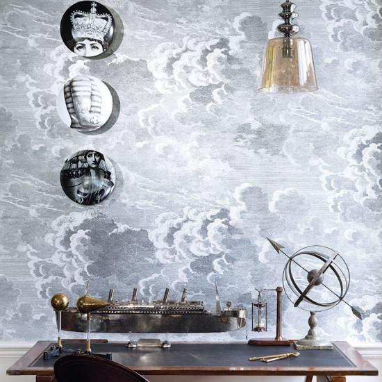 Cole Son Nuvolette Wallpaper