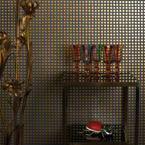 Cole and Son Mosaic Wallpaper - Geometric ll
