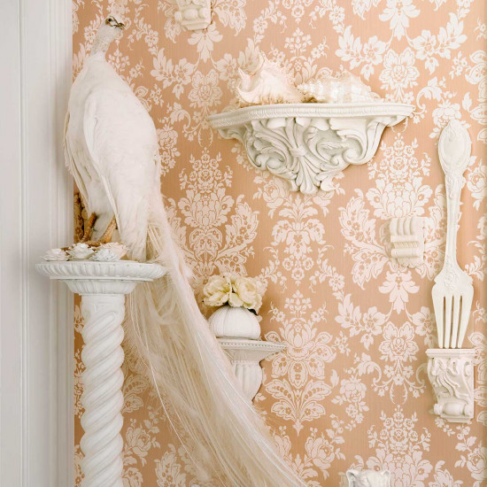 Cole and Son Giselle Wallpaper - Mariinsky Damask