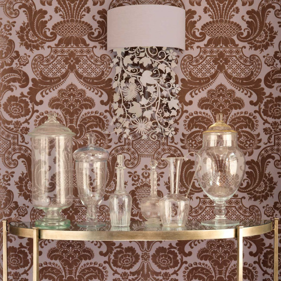 Cole and Son Petrouchka Wallpaper - Mariinsky Damask