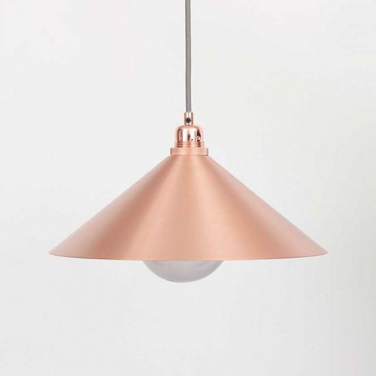 Frama Copper Cone Pendant