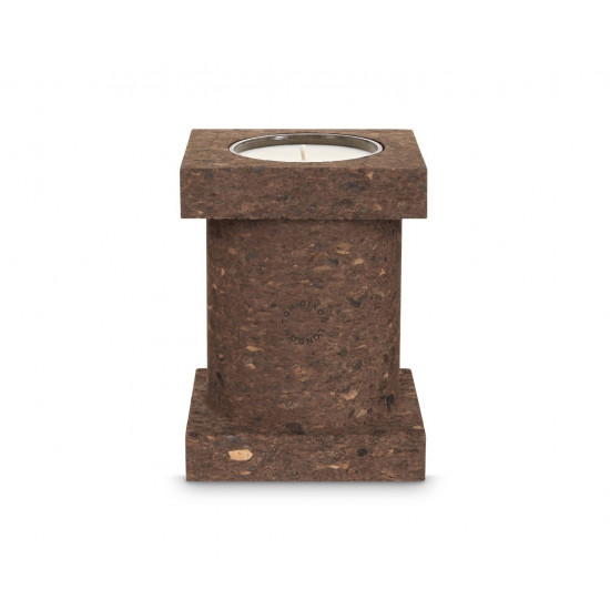 Tom Dixon Materialism Cork Candle - Large