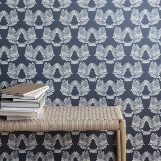 Ferm Living Birds Wallpaper