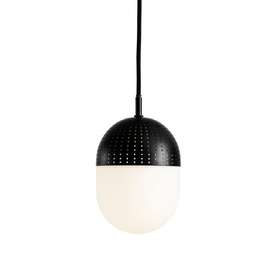 Woud Dot Pendant - Medium