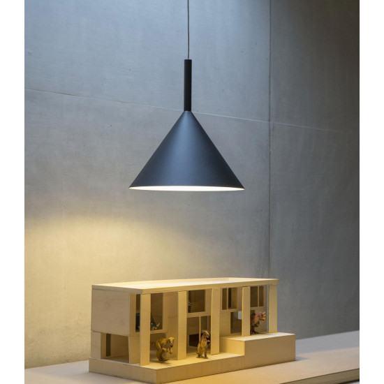 Vertigo Bird Funnel Suspension Lamp