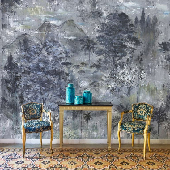 Coordonne Glass Mural