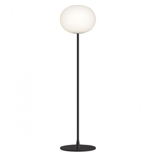 Flos Glo-Ball F Floor Lamp - Black