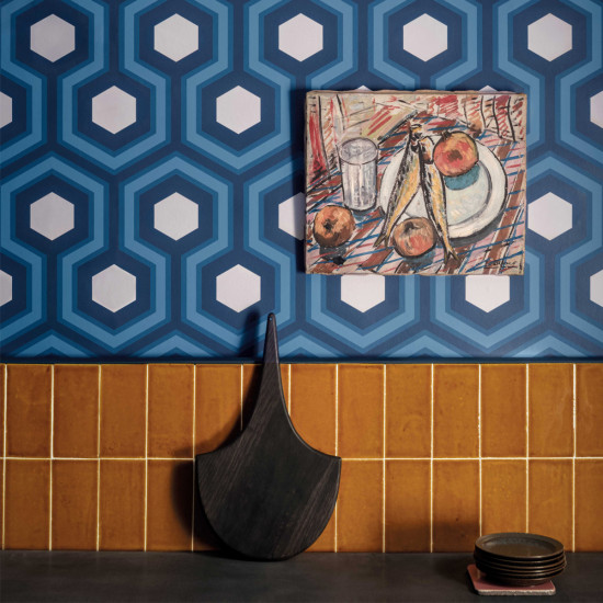 Cole and Son Hicks' Grand Wallpaper - Contemporary Restyled