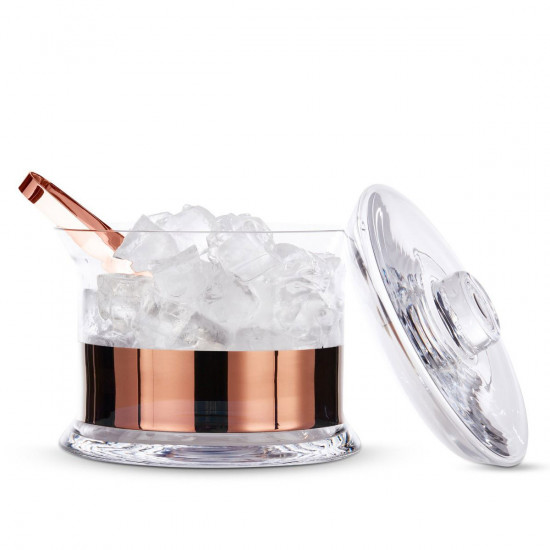 Tom Dixon Tank Copper Ice Bucket Giftset