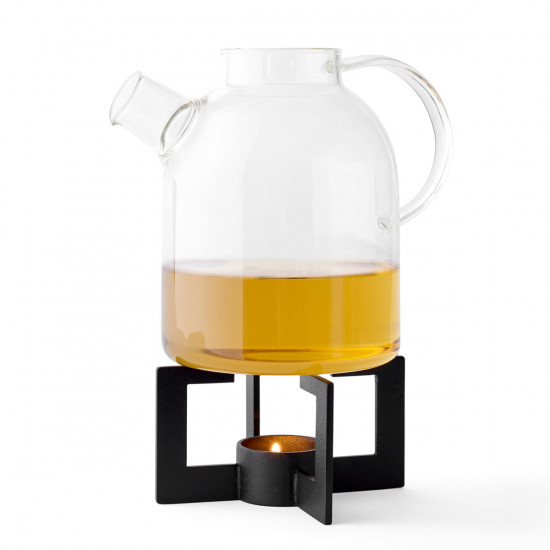 Menu Cast Tea Heater