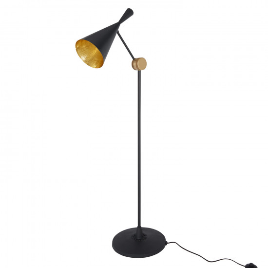 Tom Dixon Beat Floor Lamp - Black