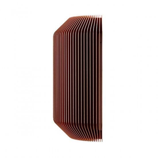 EOQ Aluminium Joseph Wall Lamp - Large