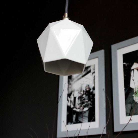 GANTlights K1 Ceramic Pendant light