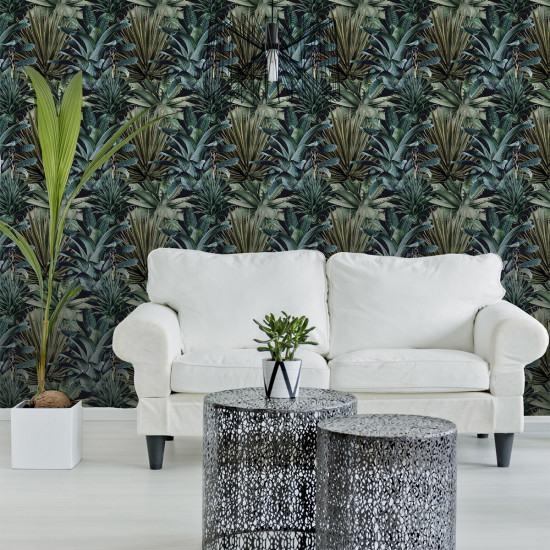 Mind The Gap Lush Succulents Wallpaper