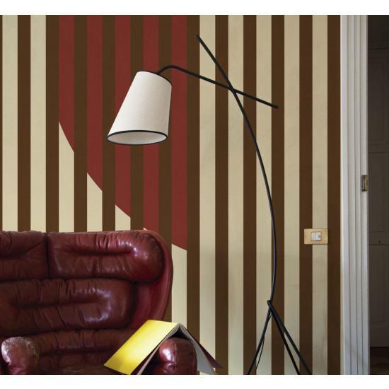 Coordonne Geometric Anima Nascondino Mural Wallpaper