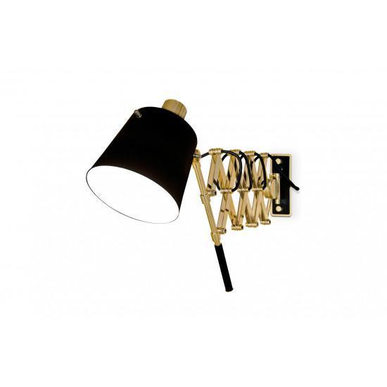 Delightfull Pastorius Wall Lamp Delightfull Lighting Beutcouk