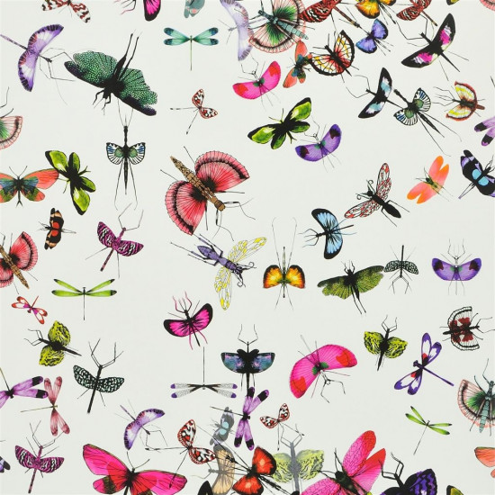 Christian Lacroix Mariposa Butterfly/Dragonfly Wallpaper