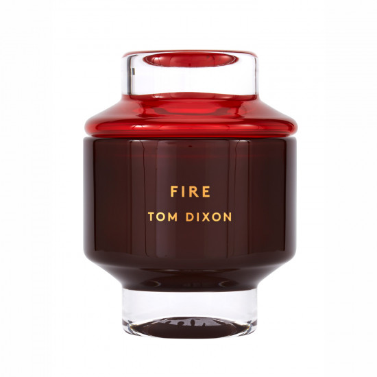 Tom Dixon Elements Scent Large Candle - Fire