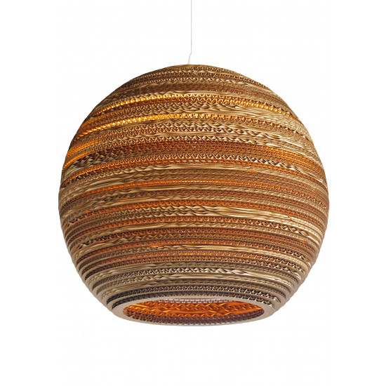 Graypants Scraplight Moon-18 Pendant Lamp