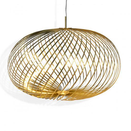 Tom Dixon Spring Pendant Light | beut.co.uk