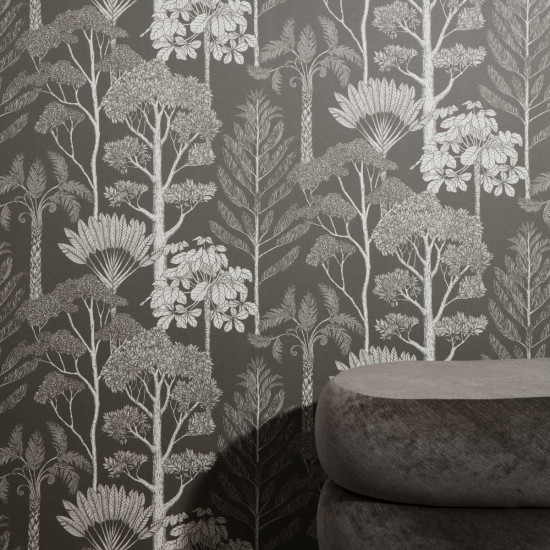 Ferm Living Katie Scott Wallpaper Trees