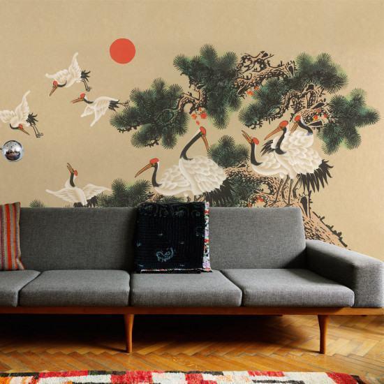 Coordonne Ukiyo Mural